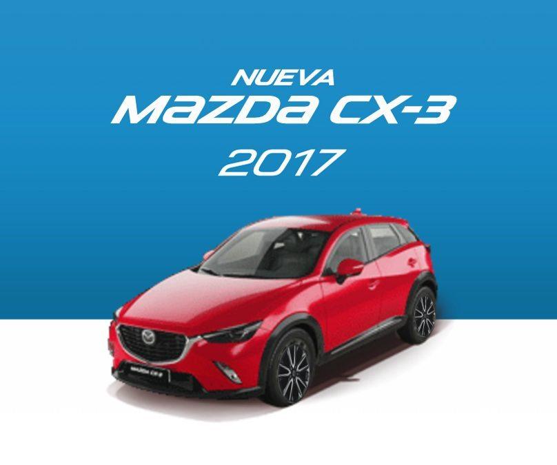 Banner – Mazda Momentos CX-3