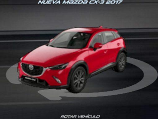Banner – Mazda Momentos CX-3 – RichMedia