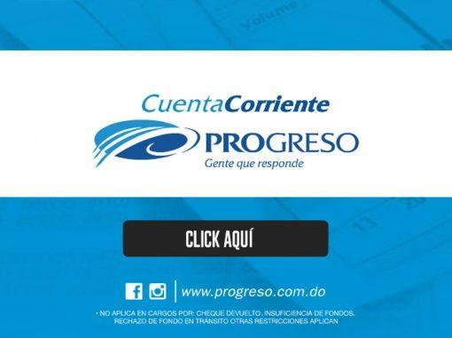 Banners – Cuenta Corriente Banco Progreso