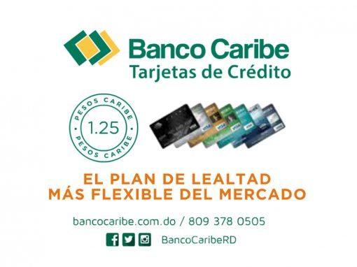 Banners – Banco Caribe – Tarjetas de Crédito