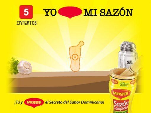 AdverGame – Maggi Nestlé Sazón Completo