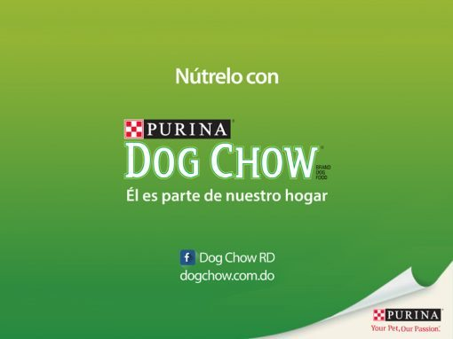 Banners – Purina DOG Chow – Cámbiale el Plato