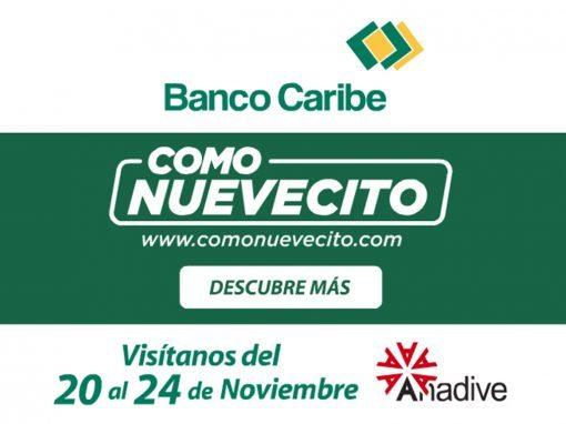 Banners – Banco Caribe – Como Nuevecito