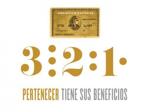 Banners – Banco del Progreso – American Express GOLD