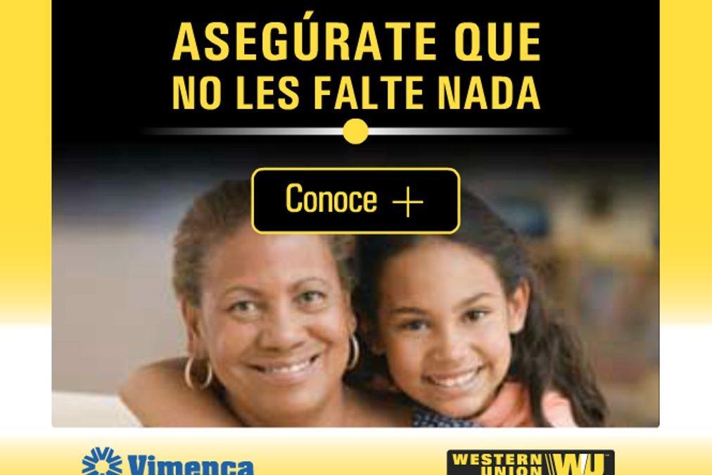 Banners – VIMENCA y WESTERN UNION
