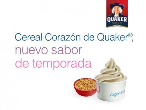Banners – YOGEN FRUZ – Corazón de Quaker®