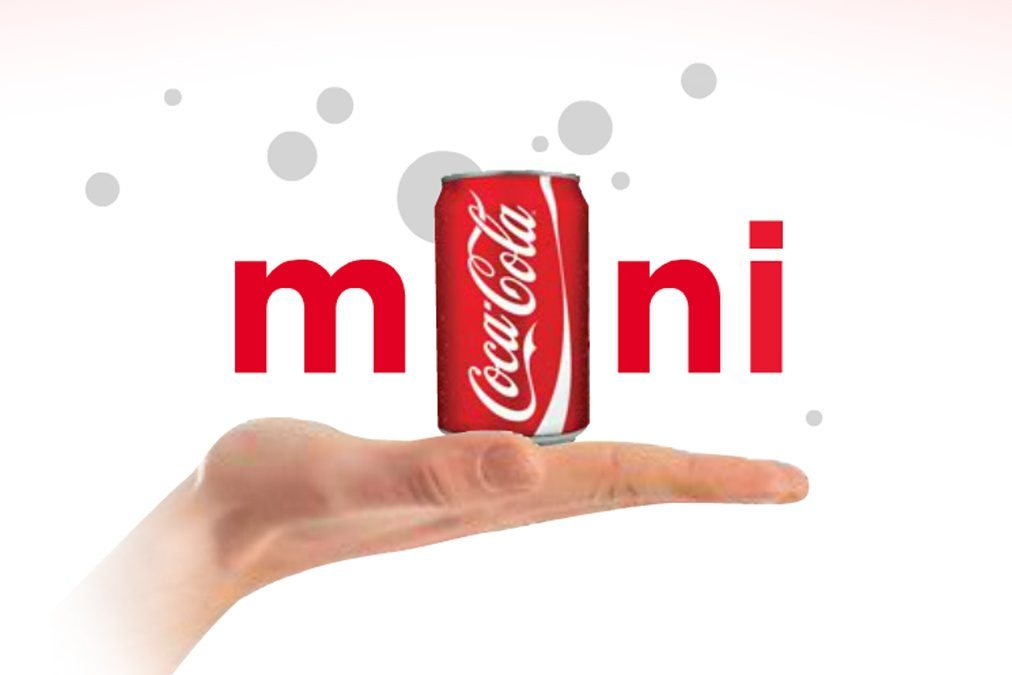 Banners – Coca-Cola MINI Lata