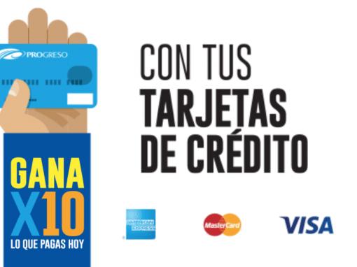 Banners – Banco del Progreso GANA X10 – Richmedia